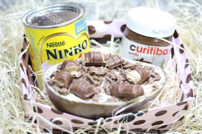 Ovo De Colher De Leite Ninho Com Nutella Receitas De Vovó